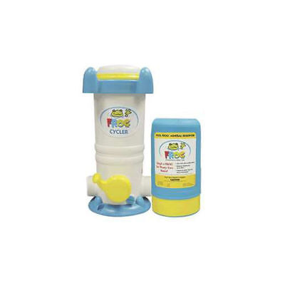King Technology 01016180 Pool Frog Above Ground with 1 Mineral Reservoir
