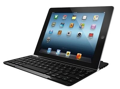 Logitech Ultrathin Keyboard Cover für iPad iPad 2, 3, 4 Schweiz/Deutsch/QWERTZ N