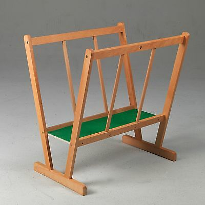 Wood Artist Display Print Rack | posters, prints, canvas, artwork and more