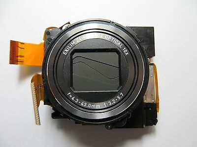 Zoom Lens Unit Assembly Repair Part for Casio EX-H10  Camera  With CCD
