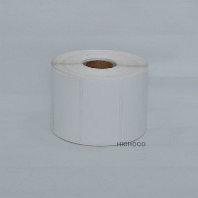 "1 Roll 2.25""x1.25"" Direct Thermal Barcode Label Zebra LP2824 TLP2824 LP2844"