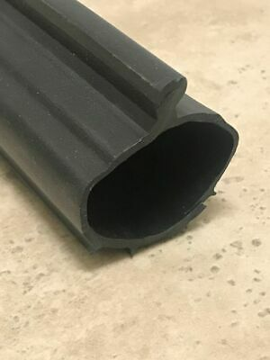 WINDSOR DOOR garage door bottom weather seal for any size door FACTORY SEAL!