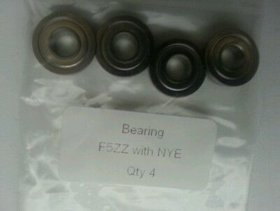 1 Pack of 4 AMAT 3060-90140 BEARING DEEP GROOVE TWO SHIELD