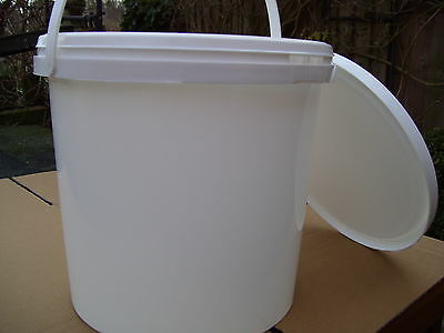 4 x 5lt Honey Storage Buckets