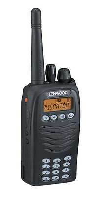 Kenwood Tk-2170 Vhf 128 Channel 2 Way Portable Radio + Battery + Charger