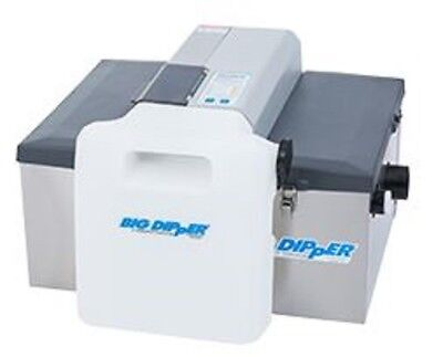 Big Dipper W-200-IS, Automatic Grease Interceptor, 20 g.p.m.