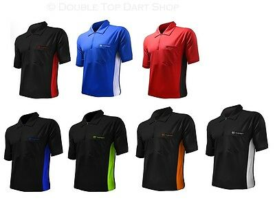 Target Hybrid Cool Play Lightweight Breathable Dart Shirt - All Colours & Sizes