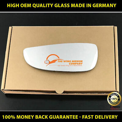 For FIAT DUCATO van 2006-2017 not heated Right Blind Spot Mirror Glass