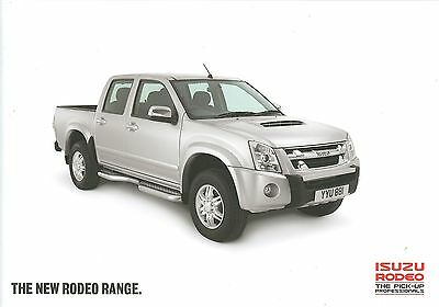 2010 Isuzu Rodeo Brochure