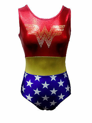 WONDER girl gymnastic leotards