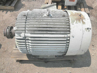 Reliance 125HP, 1800RPM Electric Motor
