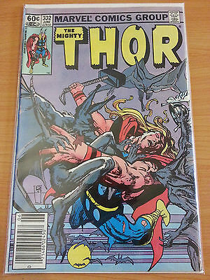 The Mighty Thor #332 ~ VERY FINE VF ~ 1983 MARVEL COMICS