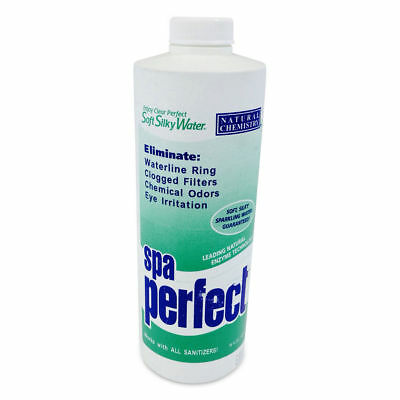 Natural Chemistry 04021 Spa Perfect 16 oz Water Maintenance