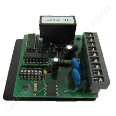 Electronic Coin Stepper 220V For Ipso Machine Part # 209/00113/00