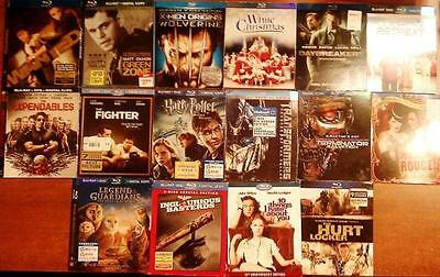 Blu-Ray Cardboard Slip-Covers/sleeves Choose From Lot Of 500+ Disney's And More