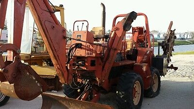 1997 ditch witch 7020