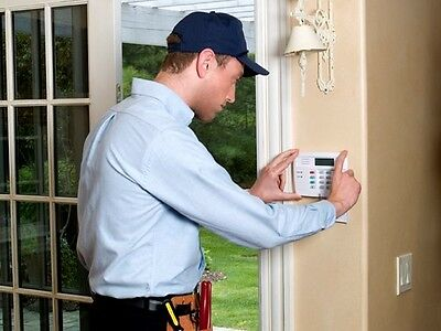 Home Security Alarm Installation Service Start Up Sample Business Plan!