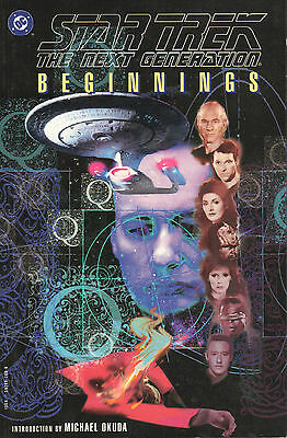 STAR TREK THE NEXT GENERATION - BEGINNERS - Michael Okuda (Introduction)