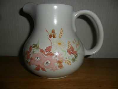 Boots Hedge Rose Large Custard / Water Jug