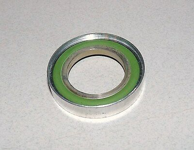 VACUUM FITTING CENTERING RING TRAPPED O-RING KF-25 NW25 ALUMINUM