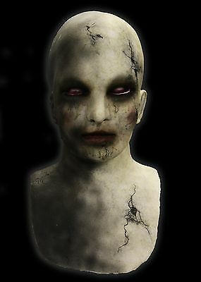 Burned Doll (Female Fit) - Silicone Mask by Shattered FX