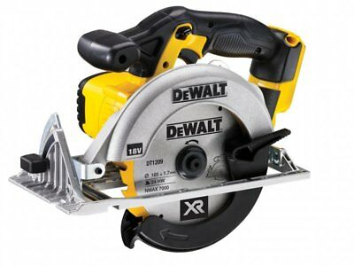 DeWalt DCS391N XR Premium Circular Saw 18 Volt Bare Unit