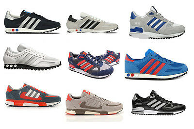 huge selection of fc335 376b4 Scarpe Adidas ZX 750 e Trainer Nuova coll Uomo ZX750 40 41 42 43 44 45