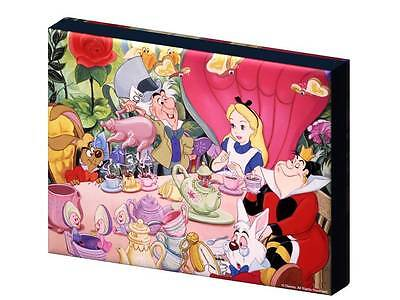 Alice In Wonderland - Disney Classic Canvas Picture-3 Sizes To Choose A5, A4, A3