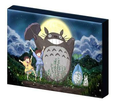 My Neighbour Totoro Canvas Picture-3 Sizes To Choose A5, A4, A3