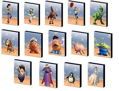 Toy Story Characters Canvas Picture 14 Designs To Choose From