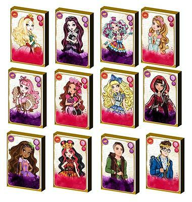 Ever After High Characters Canvas Picture 12 To Choose From
