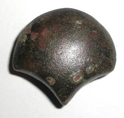 Ancient Roman Bronze Artifact, 1st - 3rd c. AD. Decoration