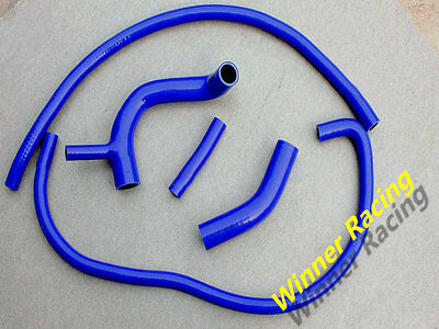 REINFORCED SILICONE HOSE for AUSTIN/ROVER MINI 850/1000/1100 1959 -1990  BLUE