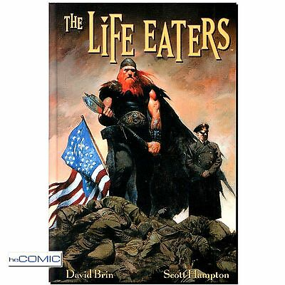 The Life Eaters Science-Fiction D-Day Graphic Novel Star Trek Autor Hampton