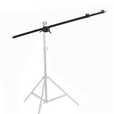 7ft Pro Photo Video Studio Light Stand Boom Arm Heavy Duty Stand Support Kit