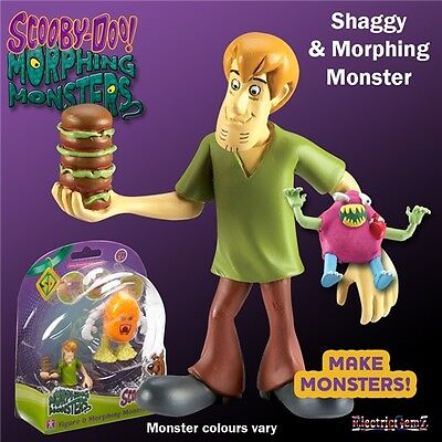 Scooby-Doo Figure Pack - Shaggy and Morphing Monster