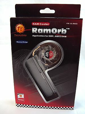 Ram Cooler RamOrb Application for DDR, DDR2 RAM  (E2)