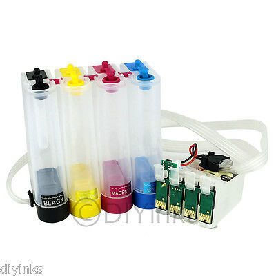 Empty Continuous Ink Supply System For Epson Expression Xp 200 Xp