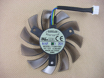 Gigabyte Windforce 3X Series GPU Cooling Fan Replacement Kit GTX680 780 178