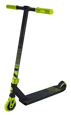 2017 Madd Gear Mgp Whip Pro Complete Kids Beginner Scooter Black/green