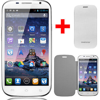 CELLULARE 3G DUAL SIM SMARTPHONE ANDROID 4.2 Telefono Telefoni DUAL CORE