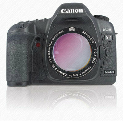 Baader Canon EOS DSLR T-Ring with UV / IR Cut Filter # DSLR-UVIR 2958550L