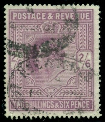 GREAT BRITAIN #139 2sh 6p King Edward VIII, used, VF, Scott $150.00