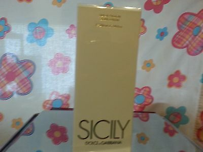Sicily by Dolce & Gabbana Body Lotion 6.7 fl. oz