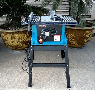 """AC220V 10"""" Table Saw Woodworking"""