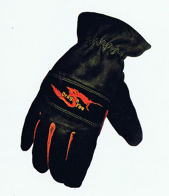 Dragon Fire Alpha X Gauntlet Structural Fire Glove