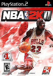NEW NBA 2K11 (Sony PlayStation 2, 2010) - SEALED - *READ*