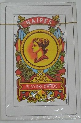 Spanish Playing Cards 50 Baraja Espanola Briscas Naipes Tarot Deck
