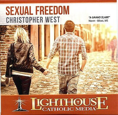 Sexual Freedom - Christopher West - CD