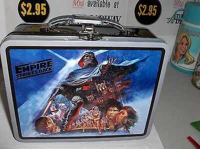 Star Wars`2013`Empire Strikes Back`Lucasfilm Ltd`Metal Lunchbox`New-: Free To US